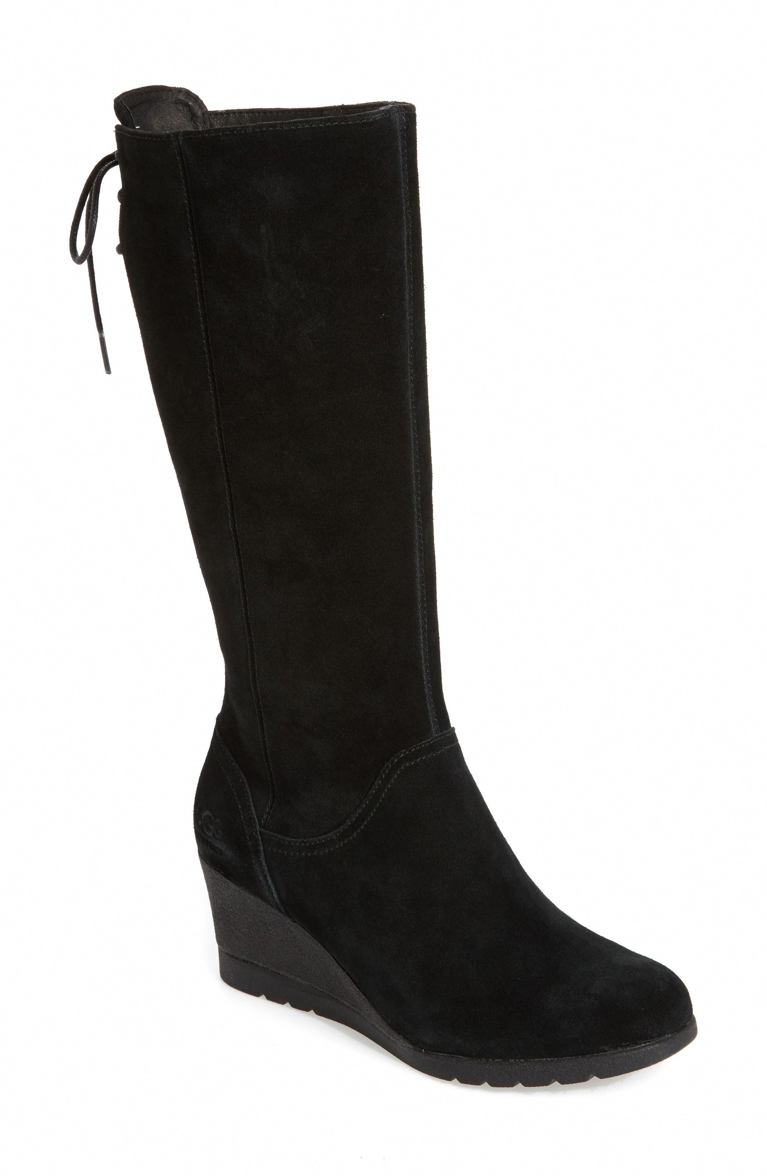 dc768471aa1 UGG® Dawna Waterproof Wedge Boot available at #Nordstrom #Uggboots ...