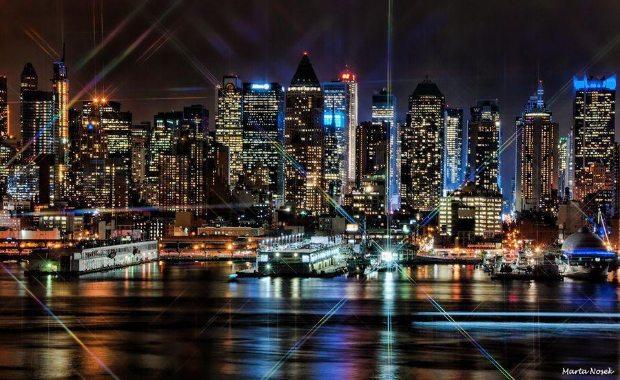 New York Bling Bling New york, Photo, New york skyline