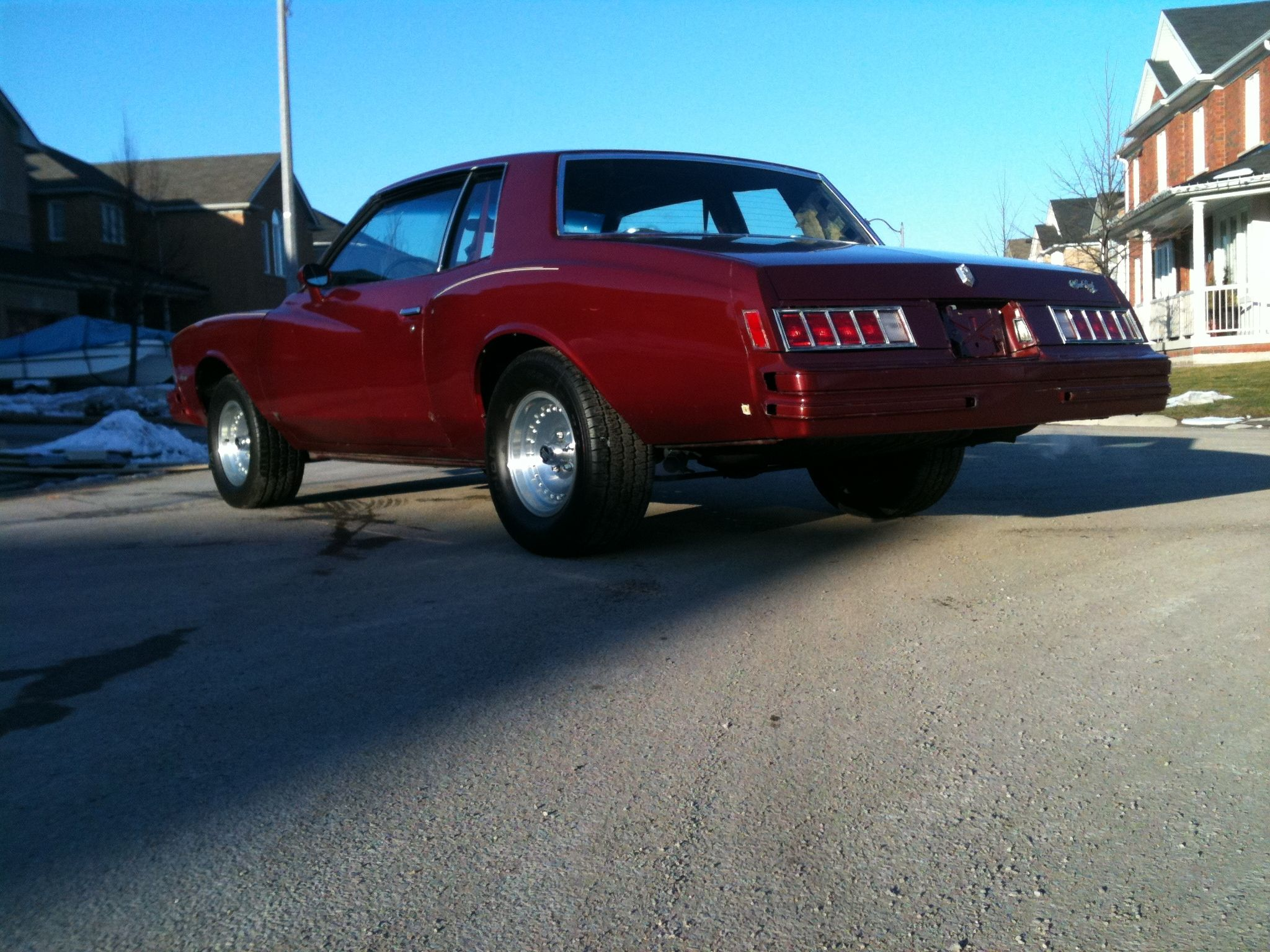 78-montee\'s 1978 Chevrolet Monte Carlo Page 2 in Toronto, ON | The ...
