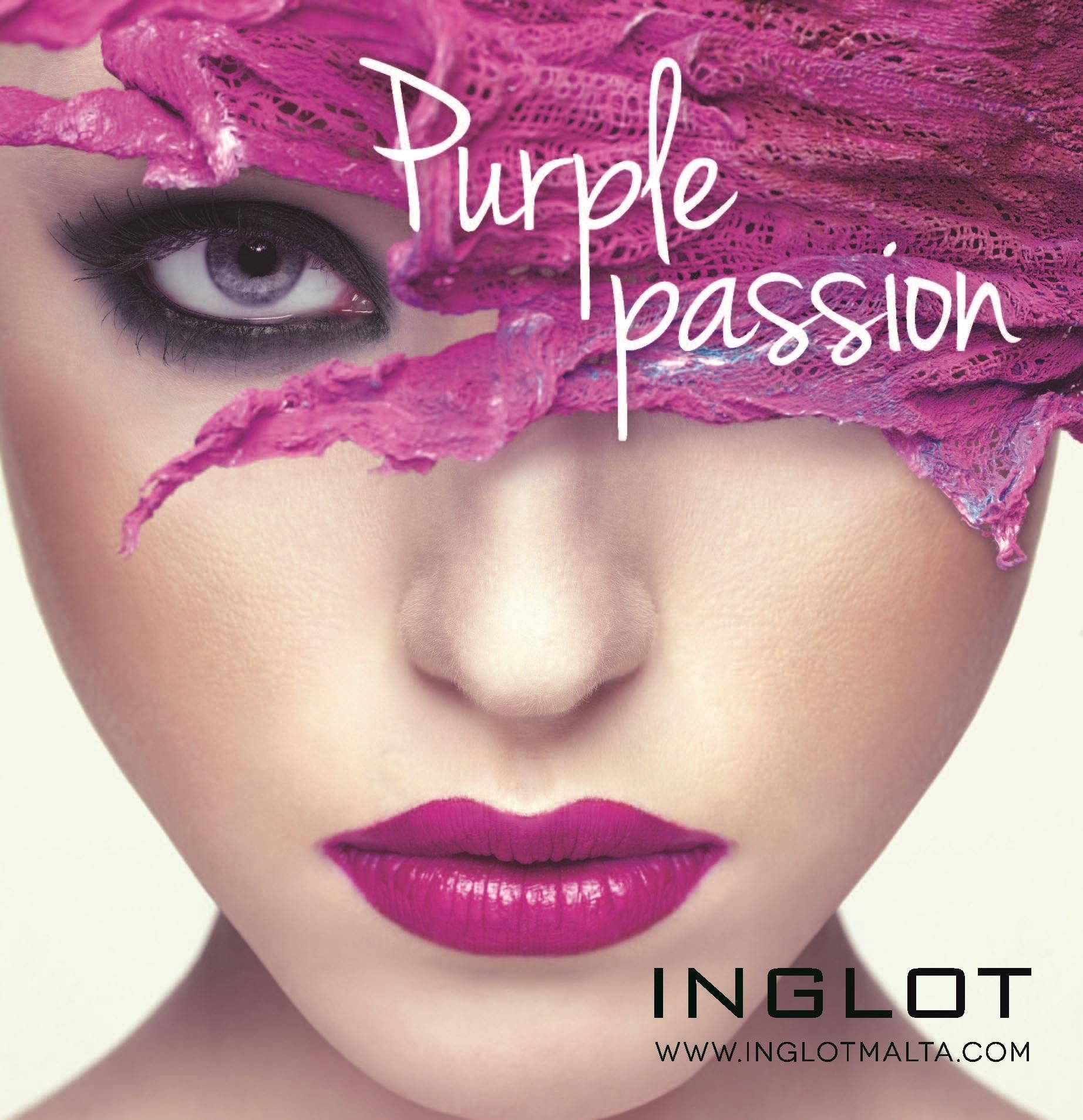 Makeup Ideas: Beauty Inspirations: Purple Lipstick | Lipstick ...