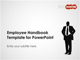 employee handbook template for powerpoint you business