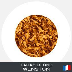 E-liquide Wenston français : 10 ml - nicotine : 0, 6, 11 ou 18 mg. 4,90 €.