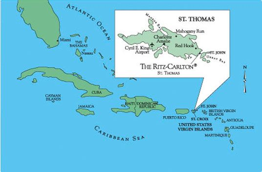 Best Places To Eat In Us Virgin Islands