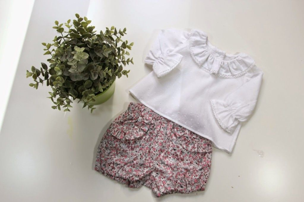DIY Como hacer blusa para bebe (patrones gratis) | Costura Ropa ...