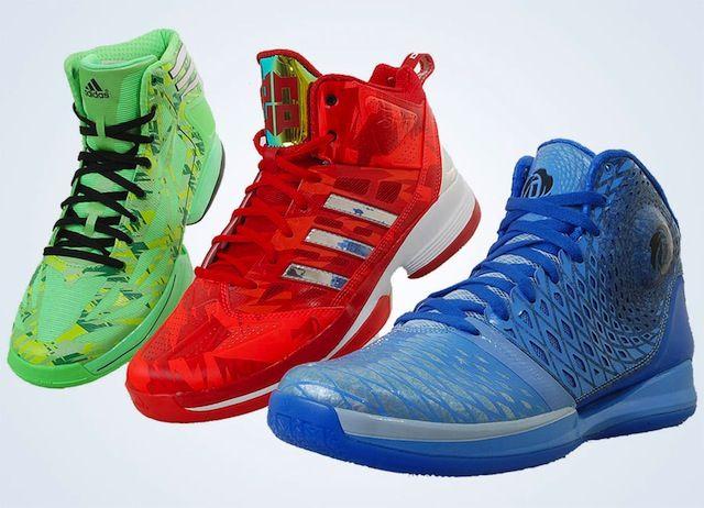 Adidas Basketball 2013 All Star Pack | Shoes | Adidas
