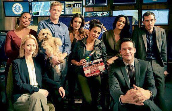 The Cast Of Quantico Aunjanue Ellis Johanna Braddy Graham