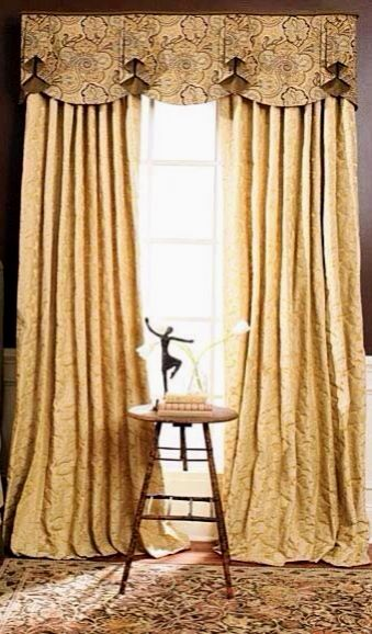 Window Treatments For Large Windows Images And Pics Of Tropical Ideas Windowtreatments Drapery