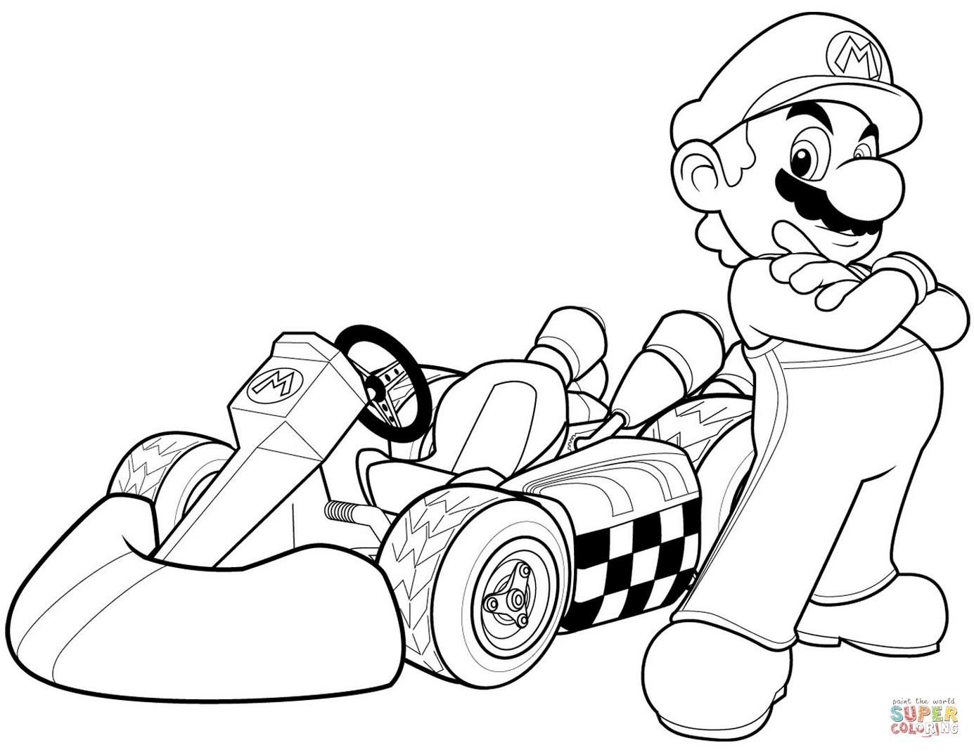 http://colorings.co/super-mario-bros-coloring-pages/ #Bros ...