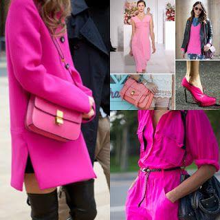 meiga e fabulosa: looks rosas