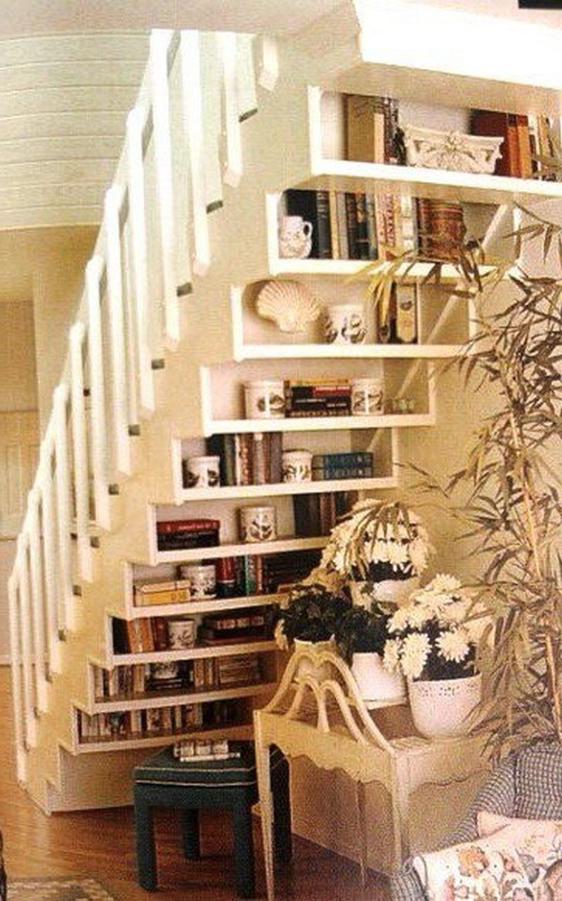 Unique Storage For Small Spaces Ideas Nohomedesign Cool Storage Ideas Wallpapers Reallhome Design Cheap Apartment Decorating Under Stairs Bookshelves Diy