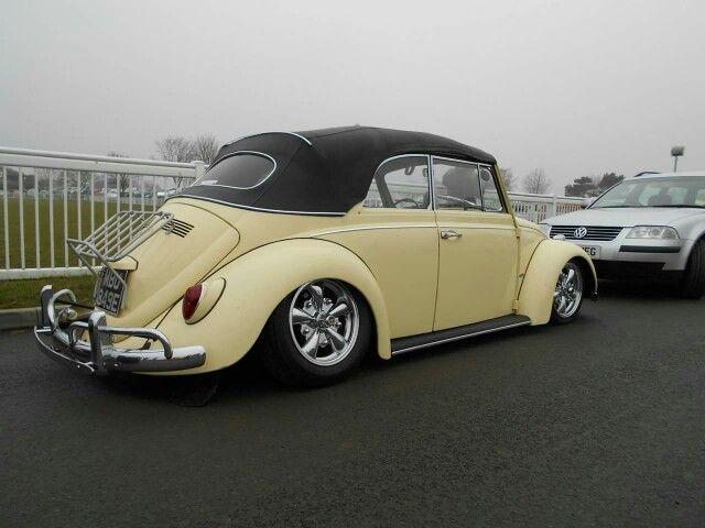 VW Fusca (Beetle) Brazil