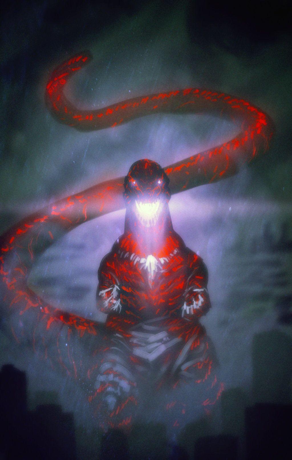 Shin Godzilla Textless by Decepticoin | Godzilla, Kaiju ...