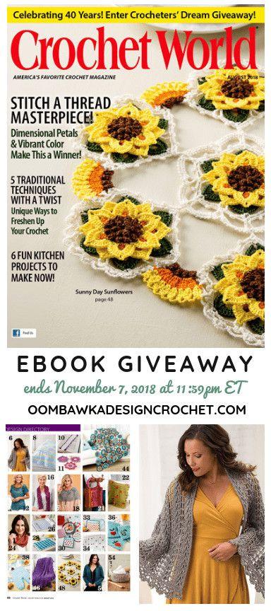 22+ Crochet Patterns Included! | Patrones | Pinterest | Patrones