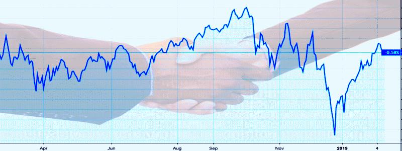 Kapitalo rinkos 2019-10-03. D.Trumpas varo dviem frontais