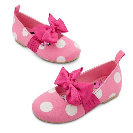 Disney Store Minnie Mouse Pink Ballet