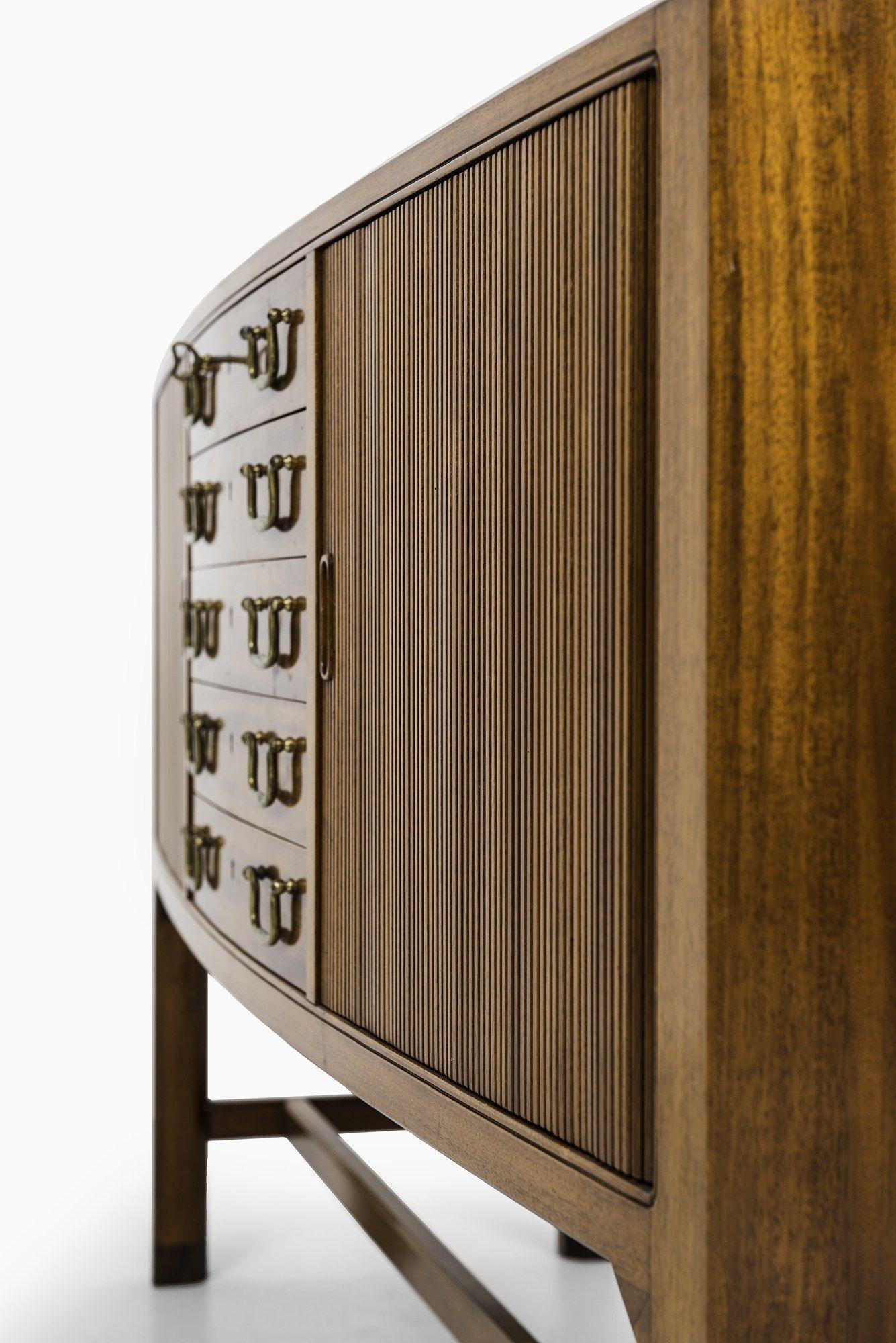David Rosén cabinet / sideboard in mahogany at Studio Schalling