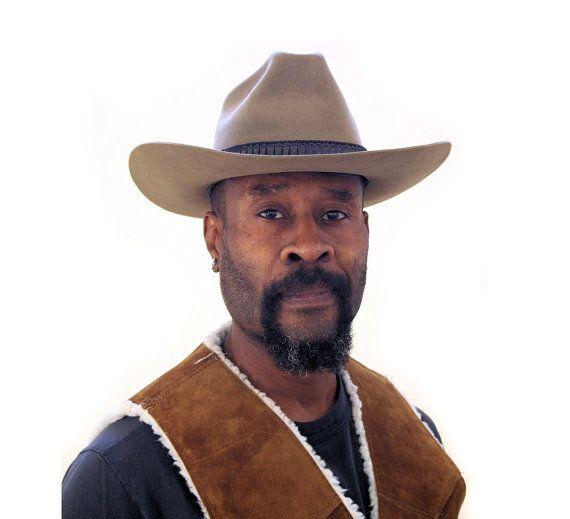 03f7c18dda1b1 NOS 80s Stetson Cowboy Hat