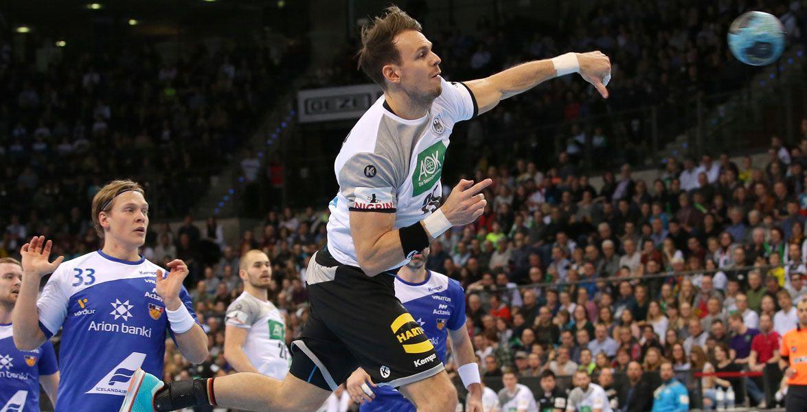 HandballEM Deutschland will den Titel verteidigen