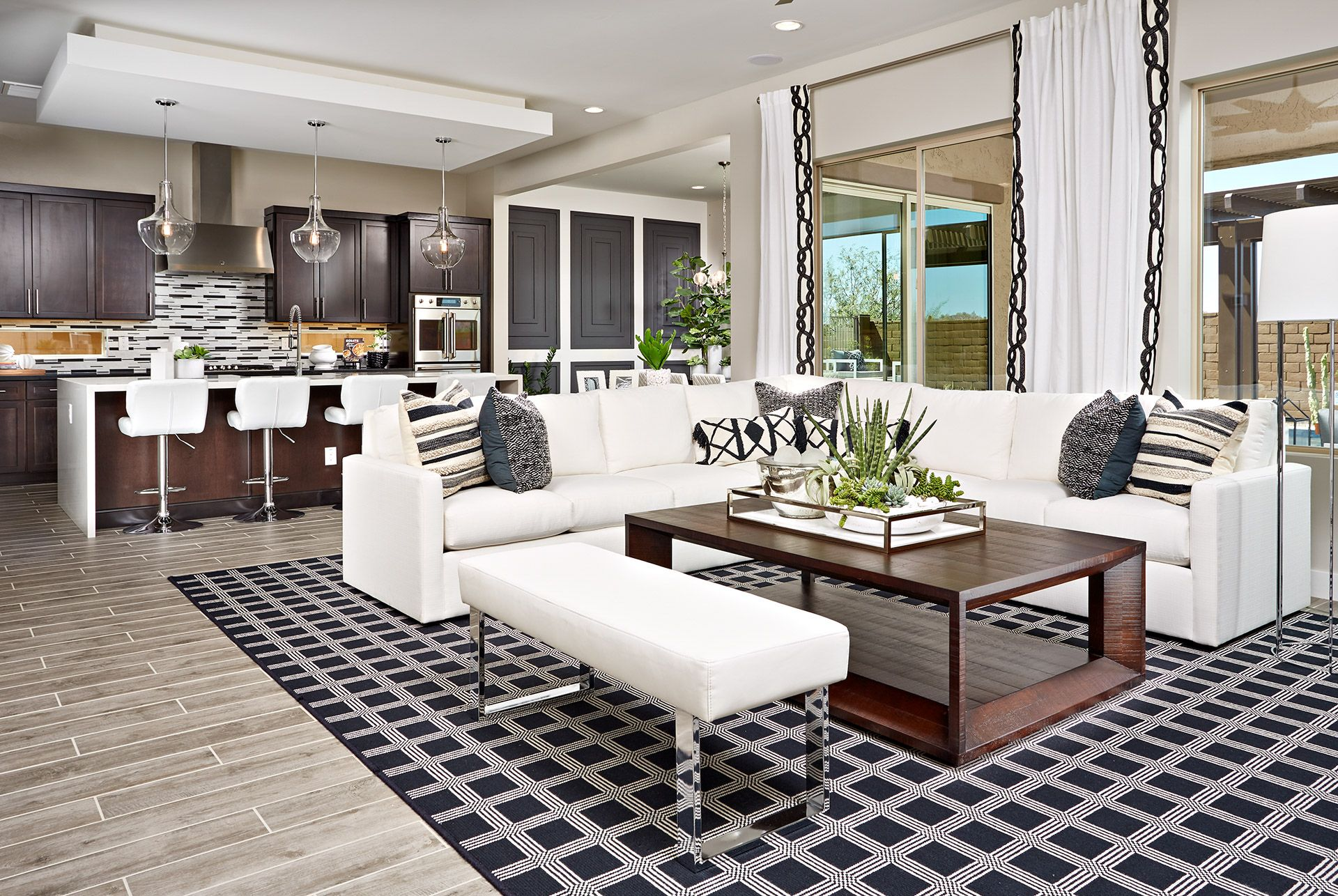 Taylor Morrison Homes at Sky Crossing Shire Floor Plan