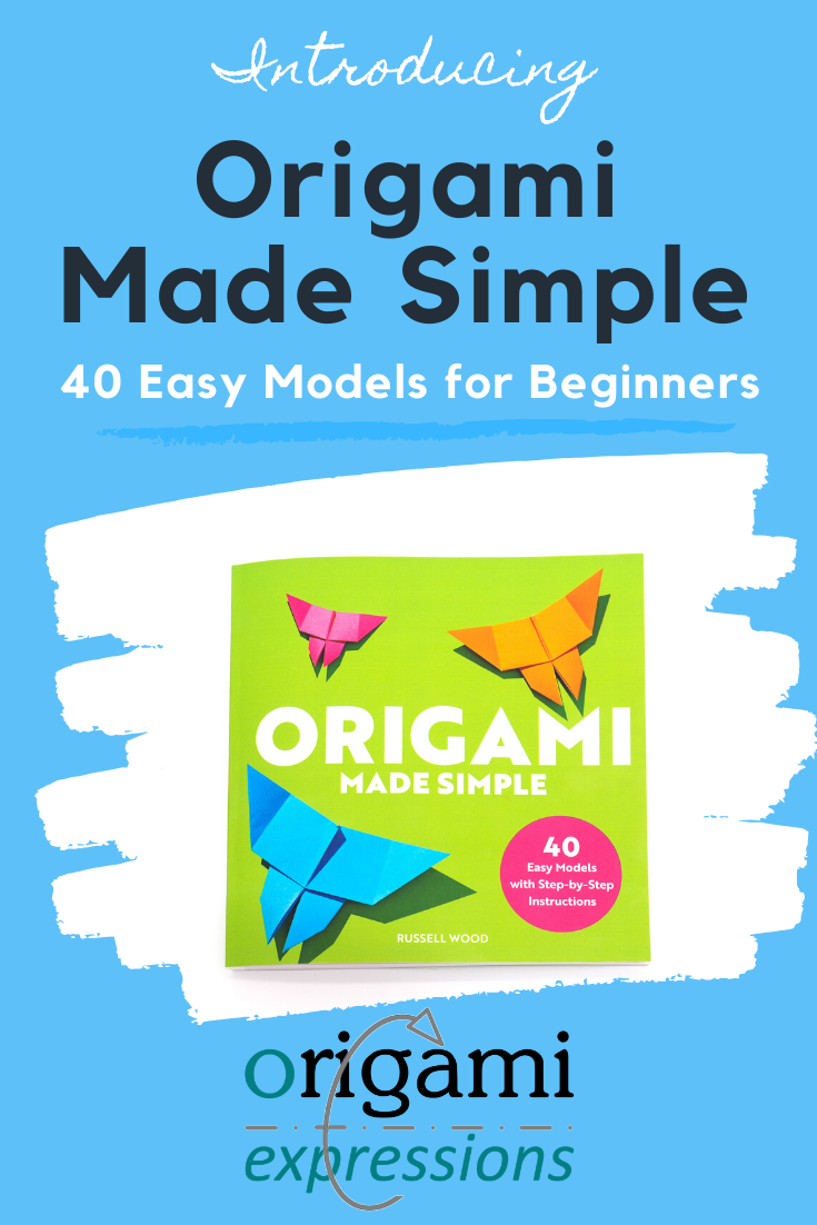 Origami Made Simple Book In 2020 Origami Easy Origami For Beginners Book Origami