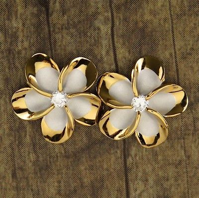 Details About New Hawaiian Jewelry 925 Sterling Silver Earrings