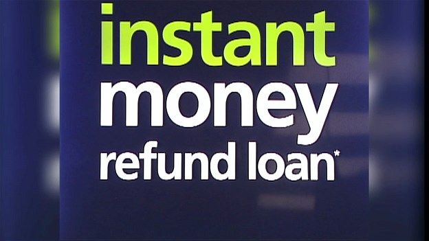 Loan against income tax refund
