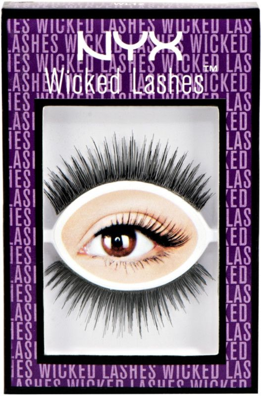 7efad1ae540 NYX Professional Makeup Wicked Lashes Scandal | Xmas in July Swap ...