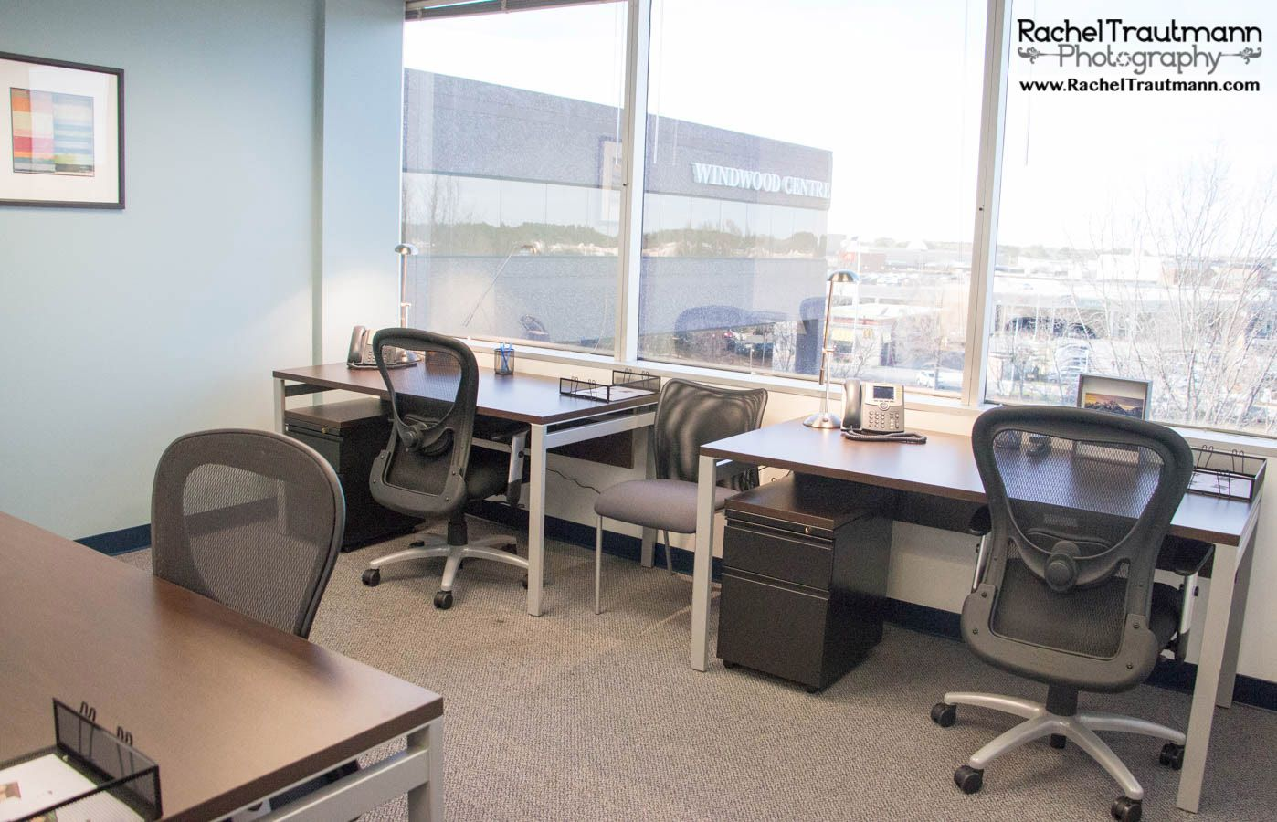Regus Business Center Commercial Promotional Photography Virginia