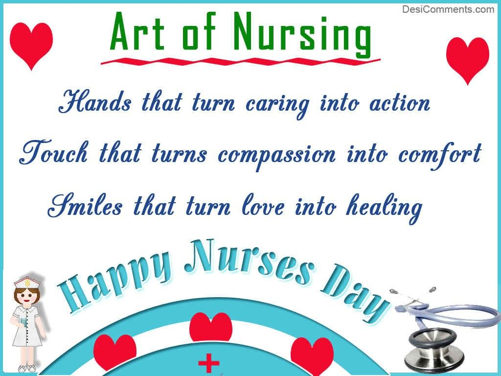 happy days of the week images with quotes Nurse Day