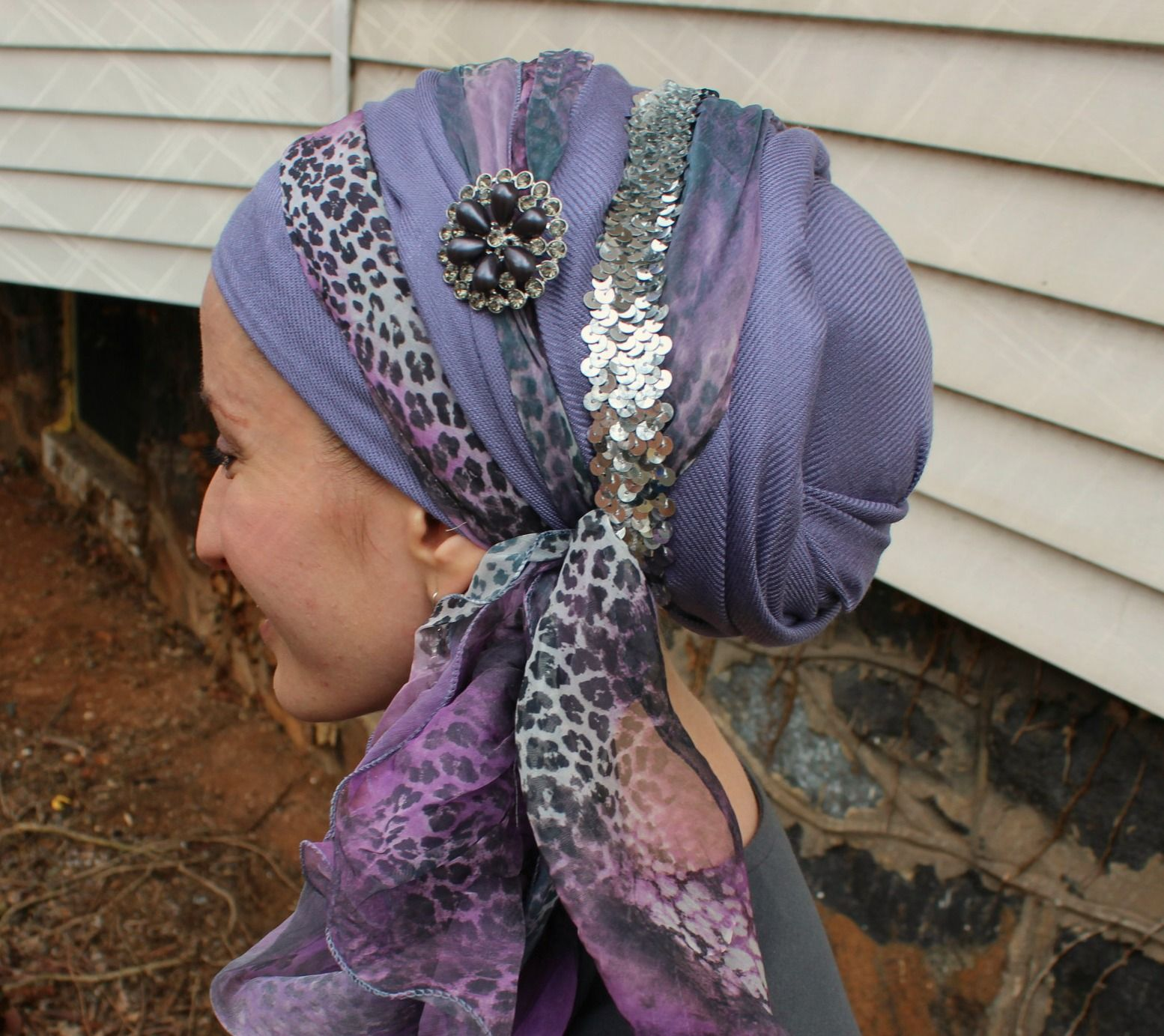 Wrapunzel.com ~Pashmina With