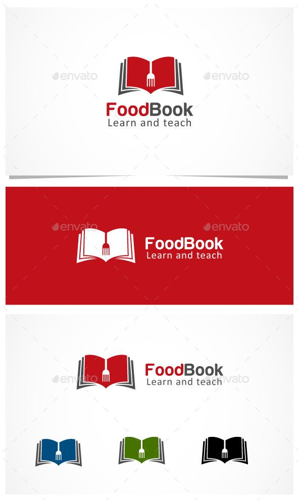 Food Book Logo templates, Template and File format - fresh experience certificate format travel agency
