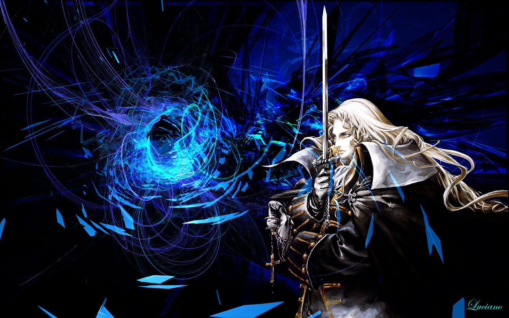 DeviantArt More Like Alucard