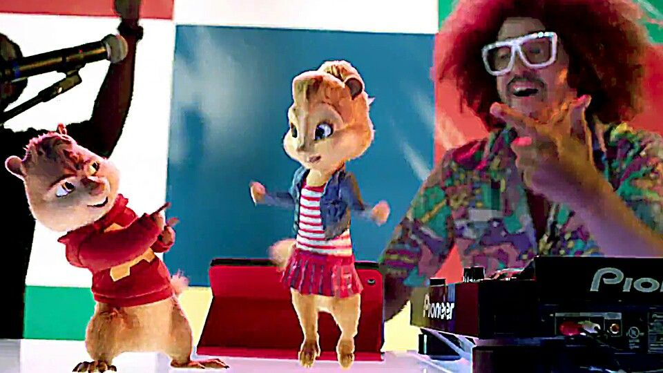 Juicy Wiggle Squiky Wiggle Alvin And The Chipmunks The Road Chip