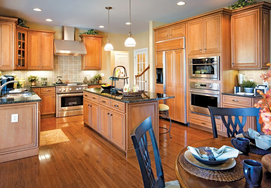 Kitchen Design Maryland Collection Toll Brothers  America's Luxury Home Builder Langley Model Md .