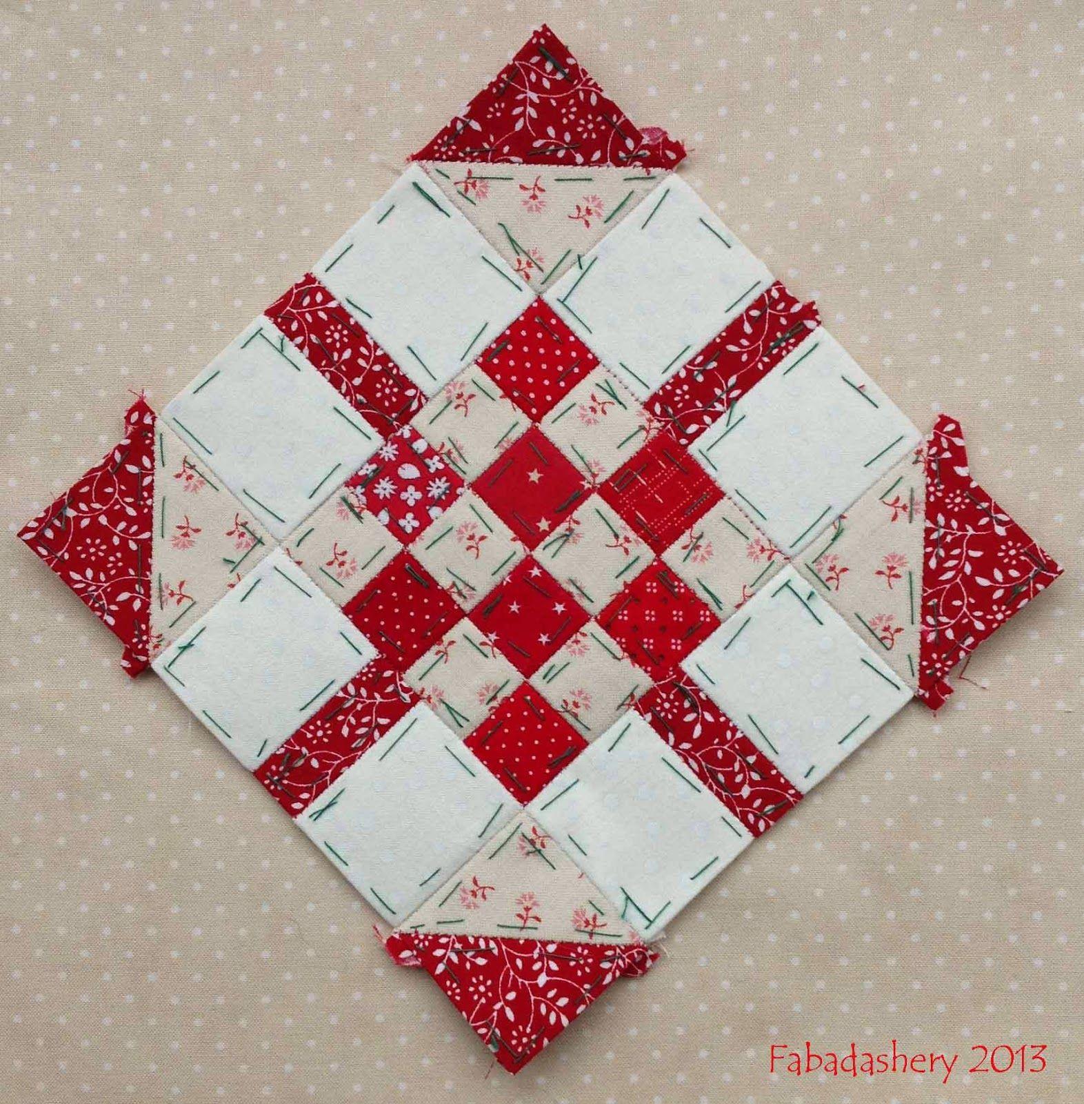 Fabadashery Nearly Insane Quilt Block 12 Quilt Blocks Pattern Blocks Quilt Block Patterns