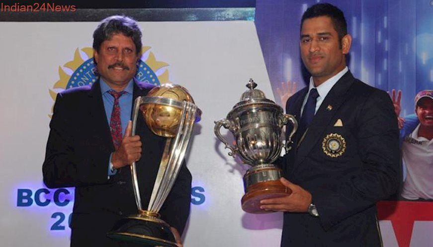 India Dominating World Cricket Is Because Of Sachin Tendulkar Virender Sehwag And Ms Dhoni Kapil Dev World Cricket Cricket World Cup Kapil Dev