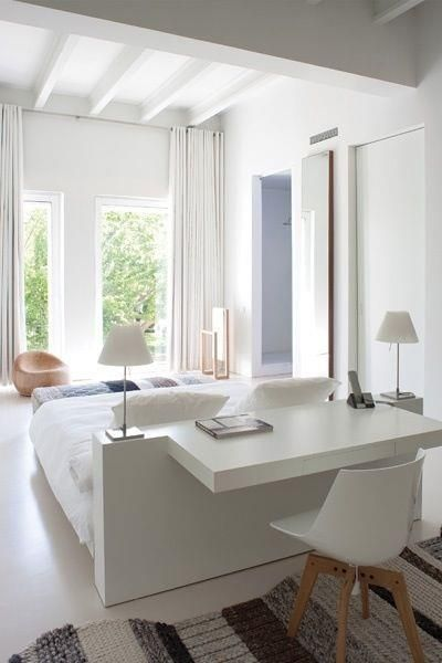 Pin By Marley On Bedroom Bedroom Interior Desks For Small Spaces Bedroom Design