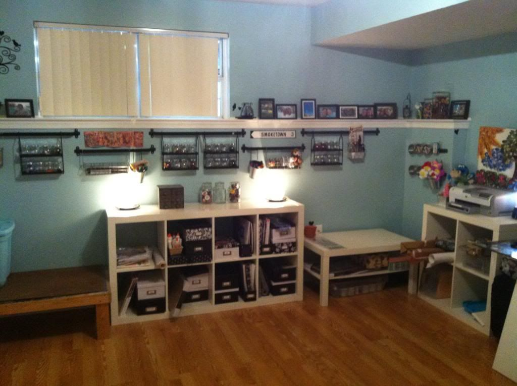 My craft room storage. See more at www.thewtfhouse.com