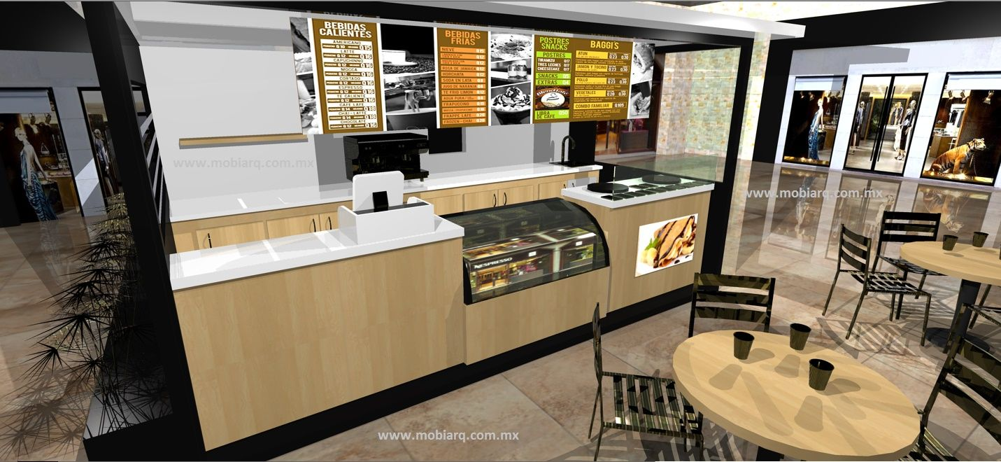Kioscos Comerciales Kioskos Kioscos Para Centros Comerciales