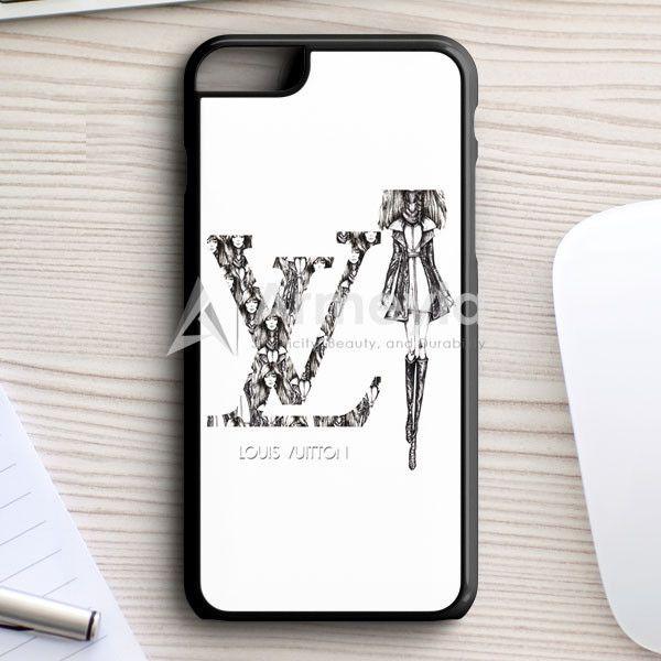 Louis Vuitton 4 iPhone 7 Plus Case | armeyla.com