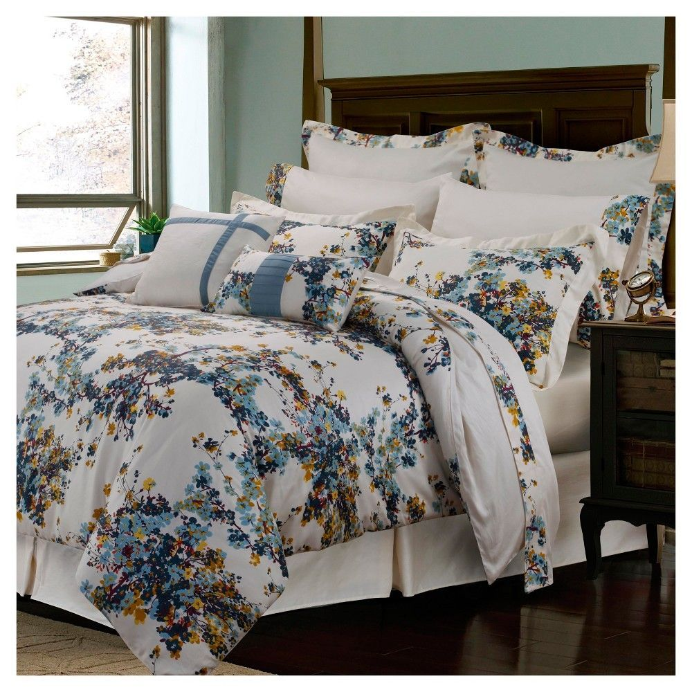 Casablanca 300tc cotton sateen bed in a bag with deep