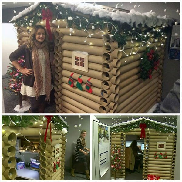 How to Decorate Your Office Cubicle for Christmas