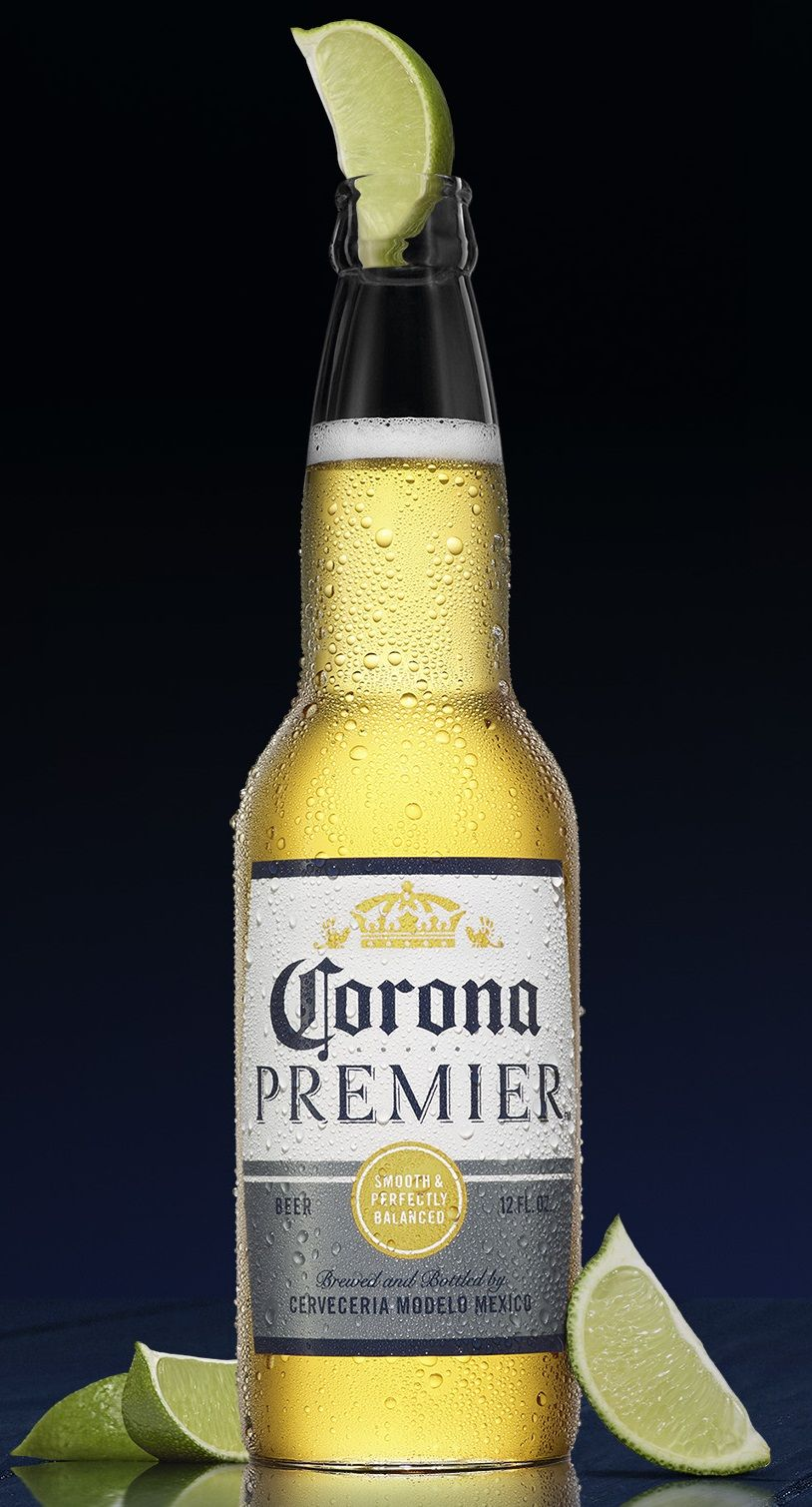 Corona Premier Mexico Light Lager Smooth Beer Beer Light Lager