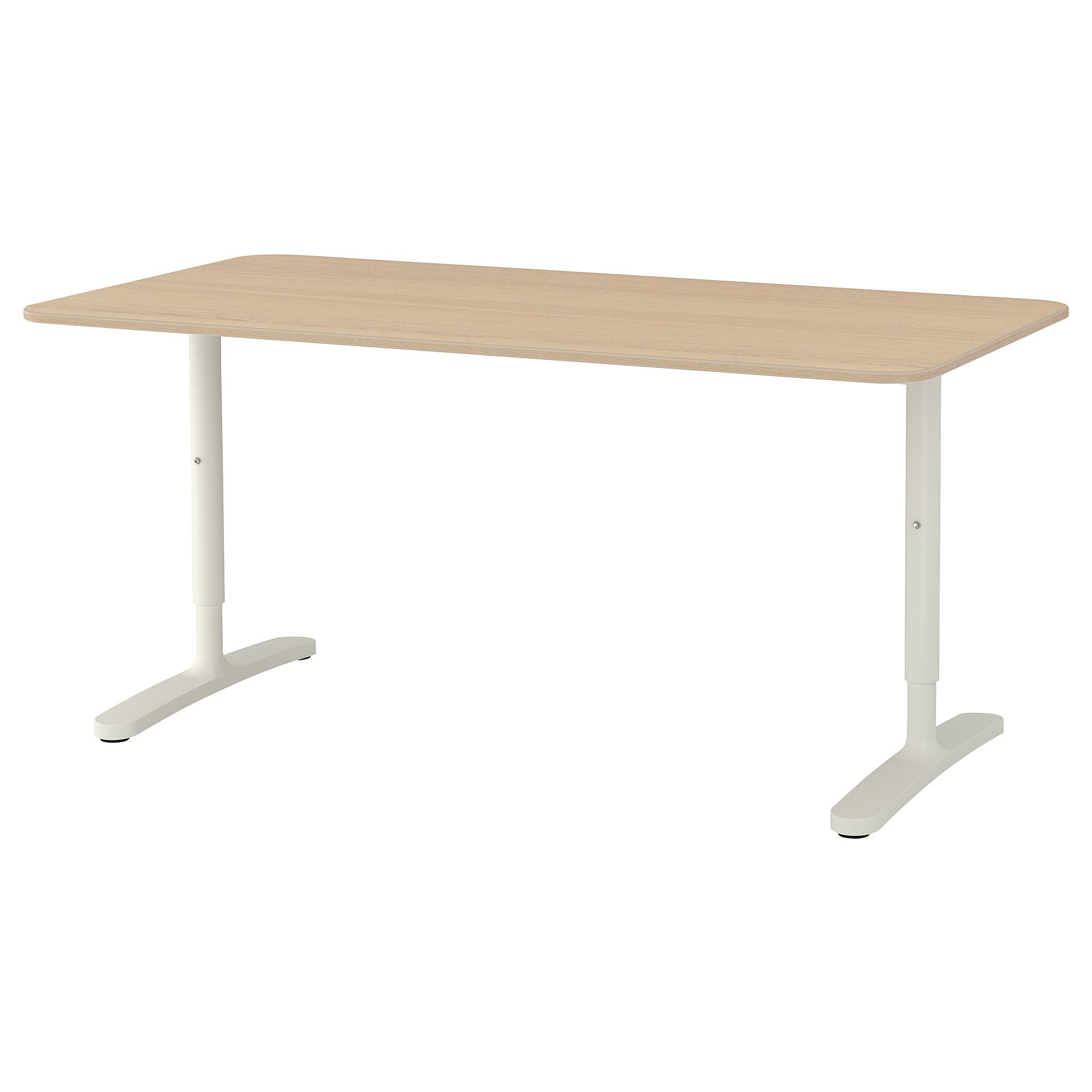 Bekant Desks For Stationary Computers Ikea White Desks Ikea Ikea Bekant Desk