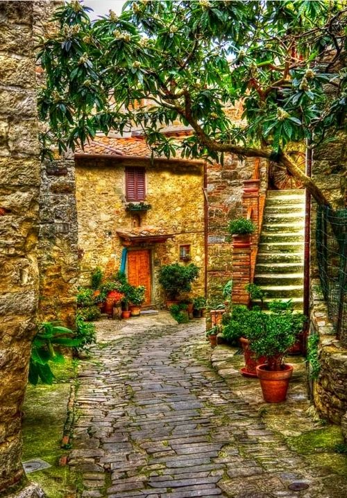 Italian Florence: Ill Live A Small Bt Pretty Place Like This One In Europe