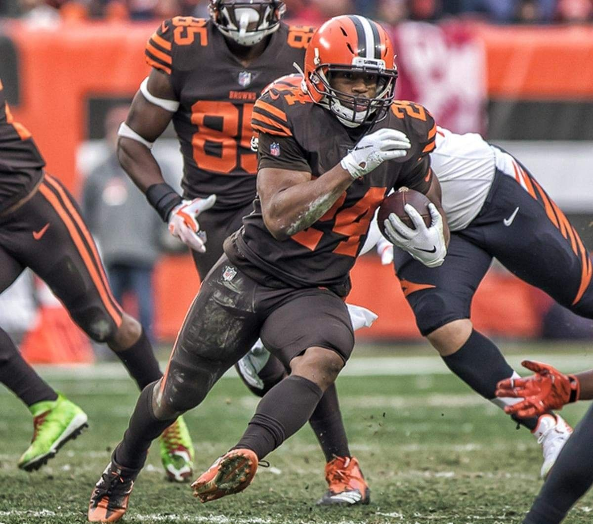 Pin By Adam Boyd On Cleveland Cavaliers In 2020 Cleveland Browns Football Uconn Football Browns Football