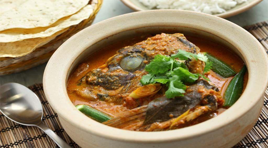 نون دقية البامية باللحم الضاني Fish Curry Fish Curry Recipe Fish Recipes