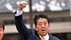 Japan prime minister elect vows to act tough on island issue with China   Big News Network