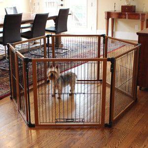Cardinal Gates Perfect Fit Pet Gate Dog Playpen Pet Gate Puppy