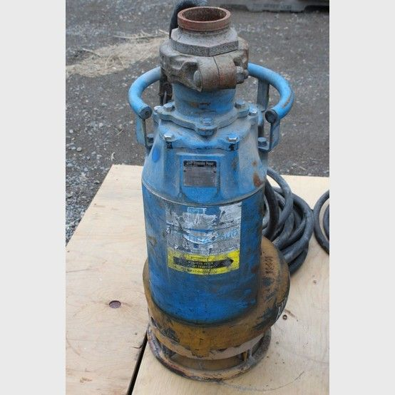 Tsurumi Krs2 B6a Submersible Pump Submersible Pump Submersible Industrial Pumps